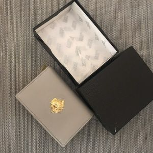 Gianni Versace new card wallet and box